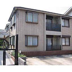 京都府京都市北区小山上内河原町の賃貸アパートの外観