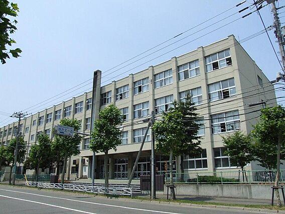 札幌市立八条中...