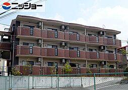 パセオ見晴II[2階]の外観