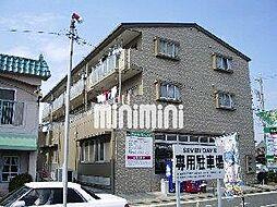 愛知県名古屋市中川区野田2丁目の賃貸マンションの外観