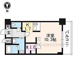 九条駅 6.9万円