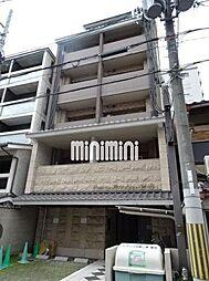 プレサンス京都三条響洛[4階]の外観