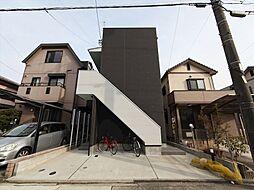 愛知県名古屋市守山区大永寺町の賃貸アパートの外観