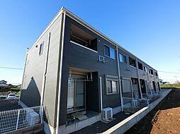 千葉県八街市八街はの賃貸アパートの外観