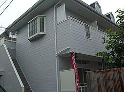 埼玉県さいたま市浦和区針ヶ谷2丁目の賃貸アパートの外観
