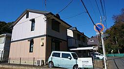 千葉県船橋市古作4丁目の賃貸アパートの外観