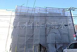 AKUBI 東札幌[3階]の外観