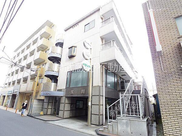 東京都小平市美園町2丁目の賃貸マンション