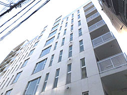BLANC北堀江[8階]の外観