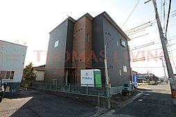 JR鹿児島本線 古賀駅 徒歩13分の賃貸アパート