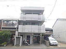 グランディール東寺[202号室]の外観