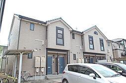 愛知県名古屋市守山区野萩町の賃貸アパートの外観