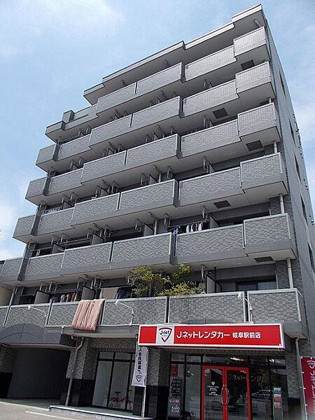 スパークル 2階の賃貸【岐阜県 / 岐阜市】