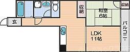 住之江公園駅 3.3万円