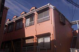 プラザドゥパナーシB棟[2階]の外観