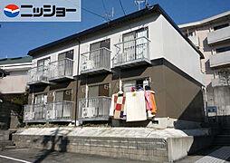 コーポ金子[1階]の外観