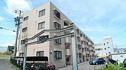 静岡県静岡市葵区平和1丁目の賃貸マンションの外観