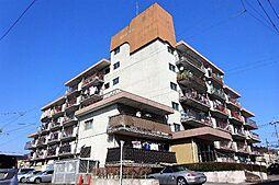セントラルハイツ(ペット飼育可)[4階]の外観