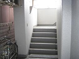 レジデンス城見[4階]の外観