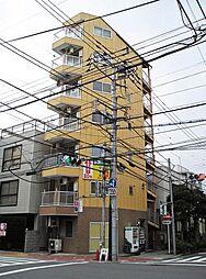 東京都大田区西蒲田6丁目の賃貸マンションの外観
