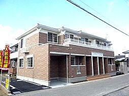 兵庫県小野市本町1丁目の賃貸アパートの外観