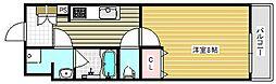 PHOENIX[3階]の間取り