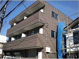 グレイス戸塚[3階]の外観