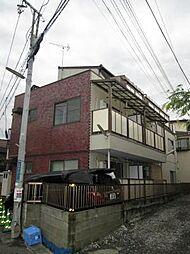 神奈川県川崎市中原区井田2丁目の賃貸マンションの外観