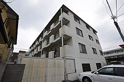 コーポひまわり[3階]の外観