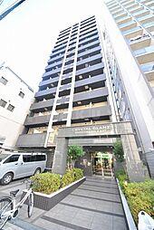 クリスタルグランツ心斎橋EAST[4階]の外観