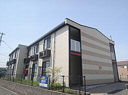 大阪府八尾市小畑町3丁目の賃貸アパートの外観