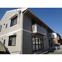 静岡県浜松市中区佐鳴台4丁目の賃貸アパートの外観