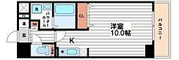 LIVEMAX ANSWER[2階]の間取り