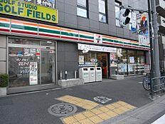 コンビニエンスストアセブンイレブン文京本駒込4丁目店まで253m