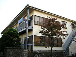 コーポ吉岡[105号室]の外観