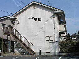 ハイツ宝山[203号室]の外観