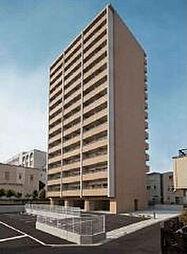 大阪府大阪市天王寺区北山町の賃貸マンションの外観