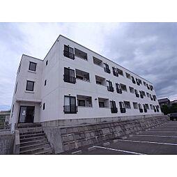 福島県郡山市富田東1丁目の賃貸マンションの外観