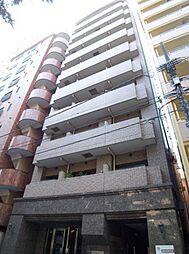 カスタリア新宿御苑II[8階]の外観