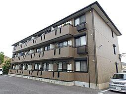 三重県松阪市嬉野中川新町4丁目の賃貸アパートの外観