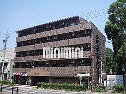 愛知県名古屋市守山区小幡1の賃貸マンションの外観
