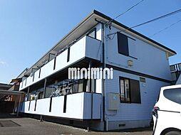 静岡県静岡市駿河区寿町の賃貸アパートの外観