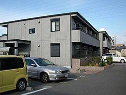 ロージェットコートI[2階]の外観
