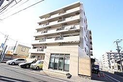 岡山県岡山市北区東古松5丁目の賃貸マンションの外観