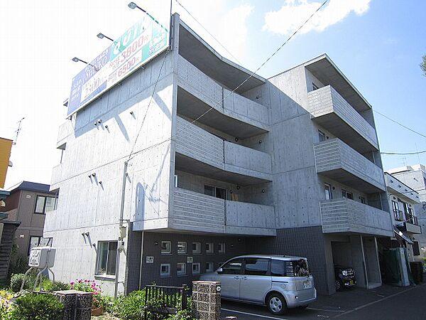 グランメゾン麻生 2階の賃貸【北海道 / 札幌市北区】