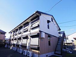 セシールICHIKAWA[2階]の外観