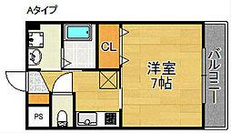 スパーチ[1階]の間取り