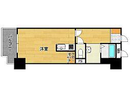 フジマンション[414号室]の間取り