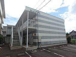 レオパレスWAON[1階]の外観