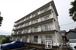 愛知県豊田市宮口町1丁目の賃貸マンションの外観